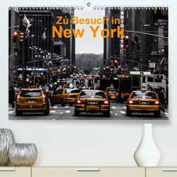 Zu Besuch in New York (Premium, hochwertiger DIN A2 Wandkalender 2020, Kunstdruck in Hochglanz) von Freudenstein,  Tom