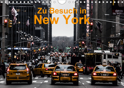 Zu Besuch in New York (Wandkalender 2021 DIN A4 quer) von Freudenstein,  Tom