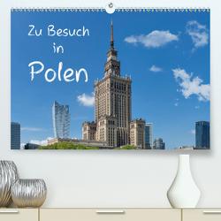 Zu Besuch in Polen (Premium, hochwertiger DIN A2 Wandkalender 2021, Kunstdruck in Hochglanz) von Kirsch,  Gunter