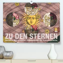 Zu den Sternen (Premium, hochwertiger DIN A2 Wandkalender 2021, Kunstdruck in Hochglanz) von bilwissedition.com Layout: Babette Reek,  Bilder: