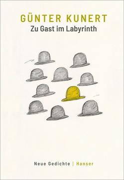 Zu Gast im Labyrinth von Benda,  Wolfram, Kunert,  Guenter