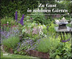 Zu Gast in schönen Gärten 2019 – DUMONT Garten-Kalender – Querformat 52 x 42,5 cm – Spiralbindung von Borkowski,  Elke, DUMONT Kalenderverlag