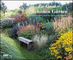 Zu Gast in schönen Gärten 2020 – DUMONT Garten-Kalender – Querformat 52 x 42,5 cm – Spiralbindung von Borkowski,  Elke, DUMONT Kalenderverlag