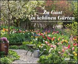 Zu Gast in schönen Gärten 2022 – DUMONT Garten-Kalender – Querformat 52 x 42,5 cm – Spiralbindung von Borkowski,  Elke