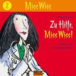 Zu Hilfe, Miss Wiss! von Andersen Press Ltd., Blacker,  Terence, Ross,  Tony, Stappenbeck,  Stefanie, Stohner,  Anu