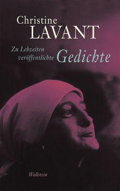 Zu Lebzeiten veröffentlichte Gedichte von Hafner,  Fabjan, Lavant,  Christine, Moser,  Doris