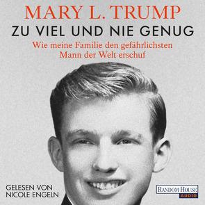 Zu viel und nie genug von Engeln,  Nicole, Trump,  Mary L., Wachinger,  Kristian