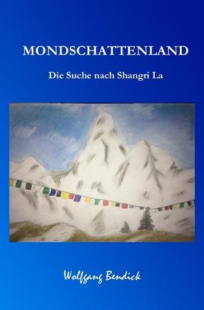 'zu wasser und zu lande' / Mondschattenland von Bendick,  Wolfgang