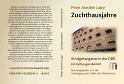 Zuchthausjahre von Lapp,  Peter Joachim