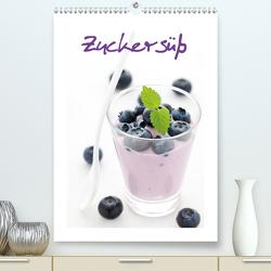 Zuckersüß (Premium, hochwertiger DIN A2 Wandkalender 2021, Kunstdruck in Hochglanz) von Gissemann,  Corinna