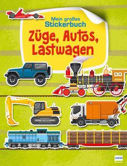 Züge, Autos und Lastwagen von Barsotti,  Ilaria