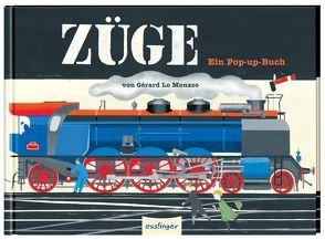 Züge von Monaco,  Gérard Lo, Nömer,  Christina