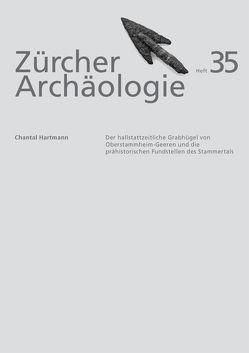 Zürcher Archäologie, Heft 35 von Hartmann,  Chantal