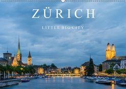 ZÜRICH – Little Big City (Wandkalender 2018 DIN A2 quer) von Caccia,  Enrico