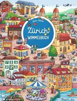 Zürich Wimmelbuch – Das große Bilderbuch ab 2 Jahre von Görtler,  Carolin