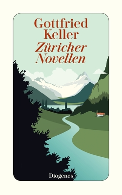 Züricher Novellen von Keller,  Gottfried