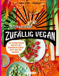 Zufällig vegan – International von Dymek,  Marta