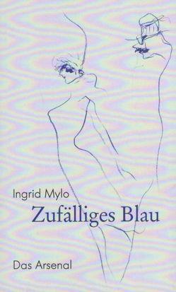 Zufälliges Blau von Mylo,  Ingrid, Rosenstrauch,  Hazel