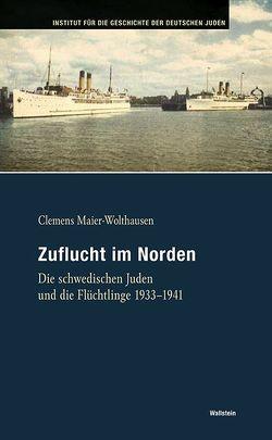 Zuflucht im Norden von Maier-Wolthausen,  Clemens