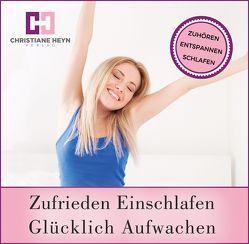 Zufrieden Einschlafen – Glücklich Aufwachen von Christiane Heyn Verlag, Fingas,  Andreas