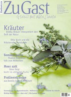 ZuGast Ausgabe 7 von Schinharl,  Michael, Wolf,  Regula