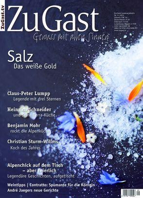 ZuGast Ausgabe 10 von Schinharl,  Michael, Wolf,  Regula