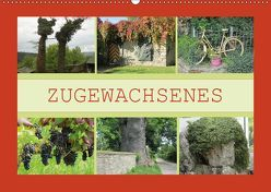 Zugewachsenes (Wandkalender 2019 DIN A2 quer) von Keller,  Angelika