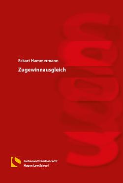 Zugewinnausgleich von Hammermann,  Eckart
