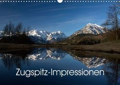 Zugspitz-Impressionen (Wandkalender 2018 DIN A3 quer) von Mueller,  Andreas