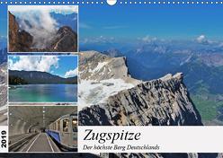Zugspitze – Der höchste Berg Deutschlands (Wandkalender 2019 DIN A3 quer) von TakeTheShot