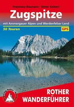 Zugspitze (E-Book) von Baumann,  Franziska, Seibert,  Dieter