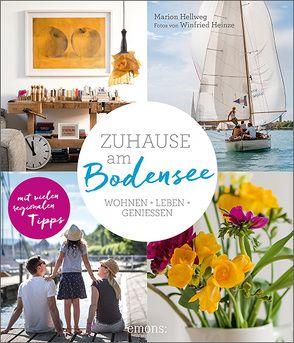 Zuhause am Bodensee von Heinze,  Winfried, Hellweg,  Marion