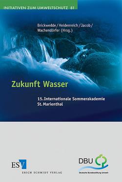 Zukunft Wasser von Brickwedde,  Fritz, Heidenreich,  Franz-Peter, Jacob,  Ulf, Wachendörfer,  Volker