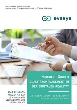 Zukunftsfähiges Qualitätsmanagement in der digitalen Realität