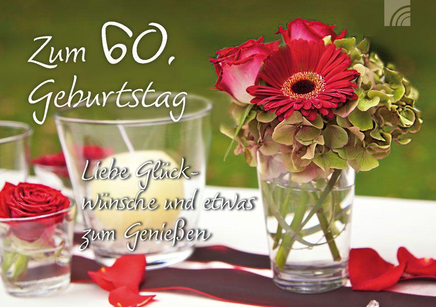 Liebe wunsche zum 60 geburtstag