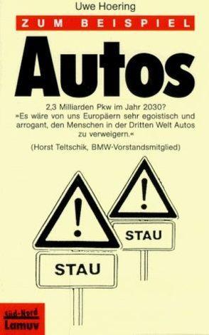 Zum Beispiel Autos von Hoering,  Uwe, Launer,  Ekkehard