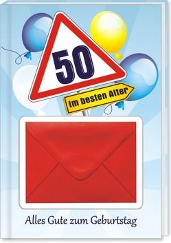 Zum Geburtstag – 50