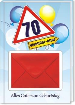 Zum Geburtstag – 70