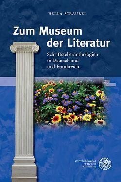 Zum Museum der Literatur von Straubel,  Hella