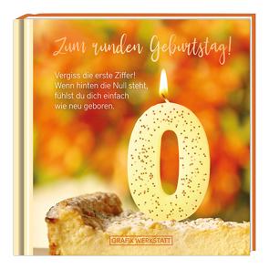 Zum runden Geburtstag! Vergiss die erste Ziffer!