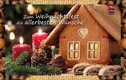 Zum Weihnachtsfest die allerbesten Wünsche! von Engeln,  Reinhard