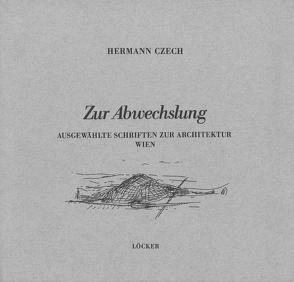 Zur Abwechslung von Czech,  Hermann