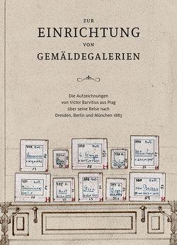 Zur Einrichtung von Gemäldegalerien von Hüsgen,  Jan, Kraut,  Romy, Obenaus,  Maria