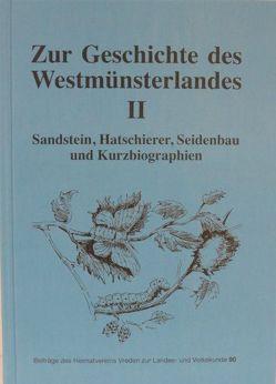 Zur Geschichte des Westmünsterlandes II von Aschoff,  Diethard