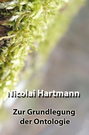 Zur Grundlegung der Ontologie von Hartmann,  Nicolai