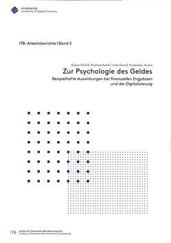 Zur Psychologie des Geldes von Aranzales Acero,  Iván David, Remmerbach,  Klaus-Ulrich