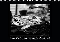Zur Ruhe kommen in Zeeland (Wandkalender 2019 DIN A3 quer) von Kruschi
