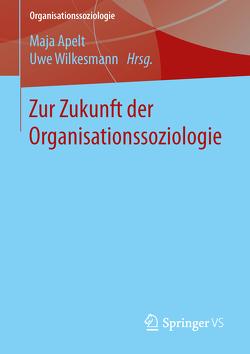 Zur Zukunft der Organisationssoziologie von Apelt,  Maja, Wilkesmann,  Uwe