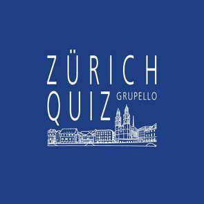 Zürich-Quiz von Aerni,  Urs Heinz