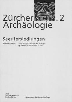 Zürich Wollishofen-Haumesser von Bolliger,  Sabine